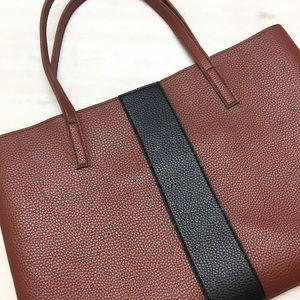Vince Camuto | Vegan Leather Shoulder Bag